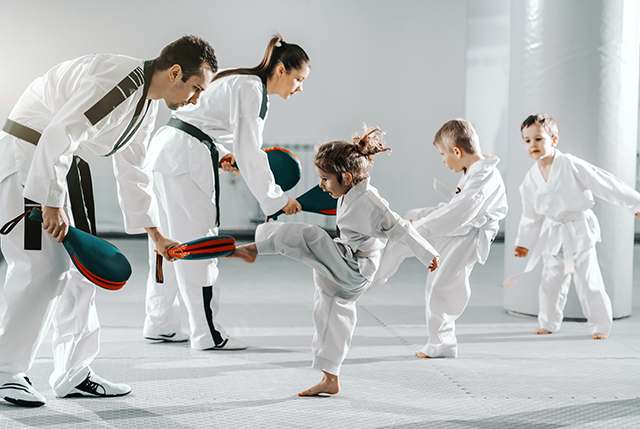 Adhdtkd3, Martinez Martial Arts and Family Fitness in Bloomfield, NJ